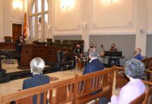 L'Ajuntament realitza un acte institucional amb motiu del Dia Internacional de les Dones