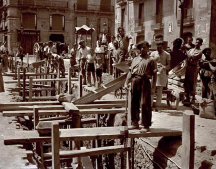 Centre de la Imatge Mas Iglesias Reus / Col·lecció Arxiu Històric de l'Agrupa- ció Fotogràfica de Reus / Autor desconegut / Núm. Reg. 4.491